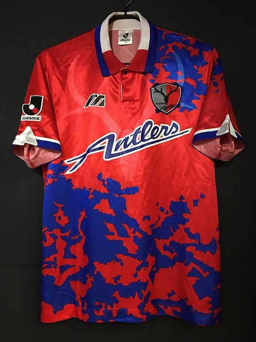 【1995/96】 / Kashima Antlers / Home