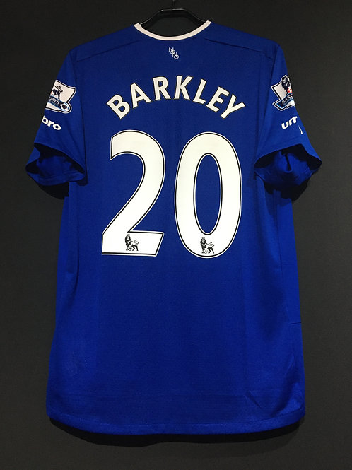【2015/16】 / Everton / Home / No.20 BARKLEY