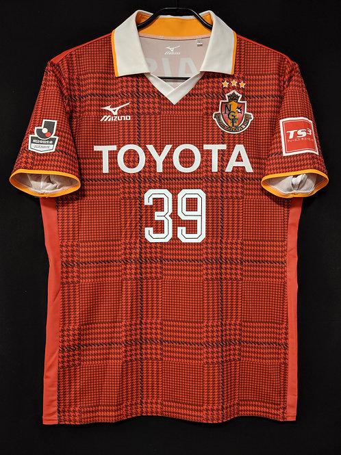 【2017】 / Nagoya Grampus / Home / No.39 UCHIDA