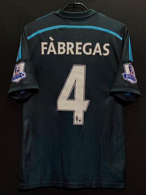 【2014/15】 / Chelsea / 3rd / No.4 FABREGAS