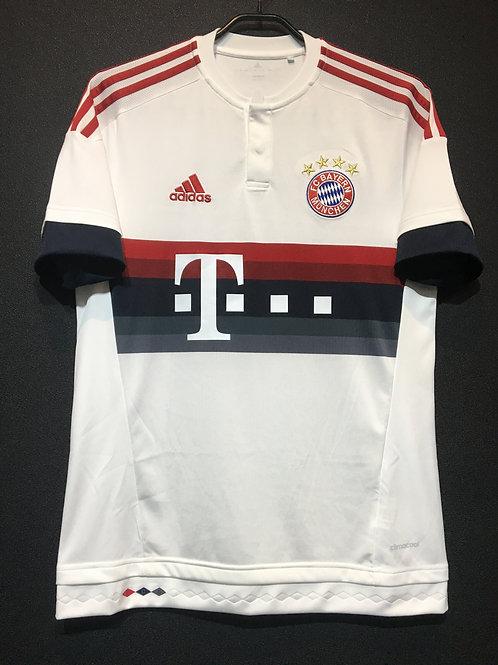 【2015/16】 / FC Bayern Munich / Away