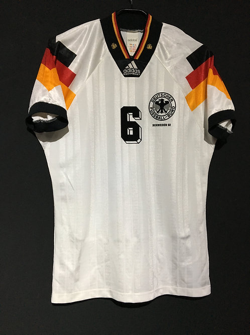 【1992】 / Germany / Home / No.6 BUCHWALD / UEFA European Championship