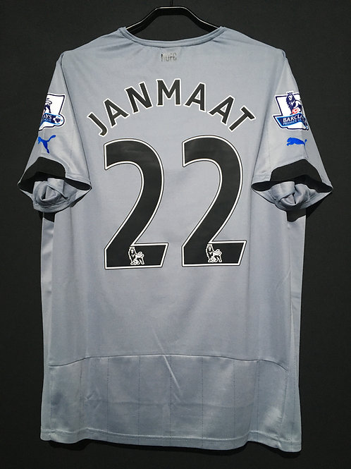 【2014/15】 / Newcastle United / Away / No.22 JANMAAT