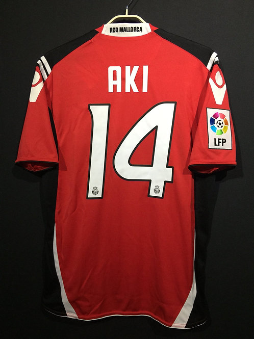 【2010/11】 /  RCD Mallorca / Home / No.14 AKI