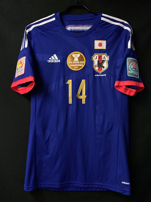【2015】 / Japan / Home / No.14 MUTO / AFC Asian Cup / Authentic