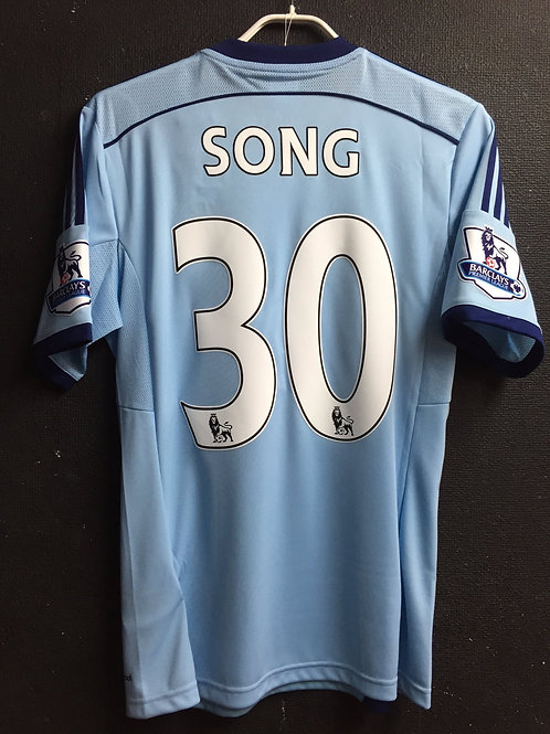 【2014/15】 / West Ham United F.C. / Away / No.30 SONG