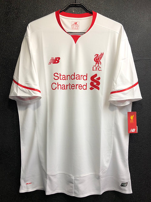 【2015/16】 / Liverpool F.C. / Away