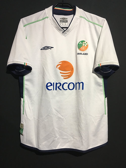 【2002/03】 / Republic of Ireland / Away