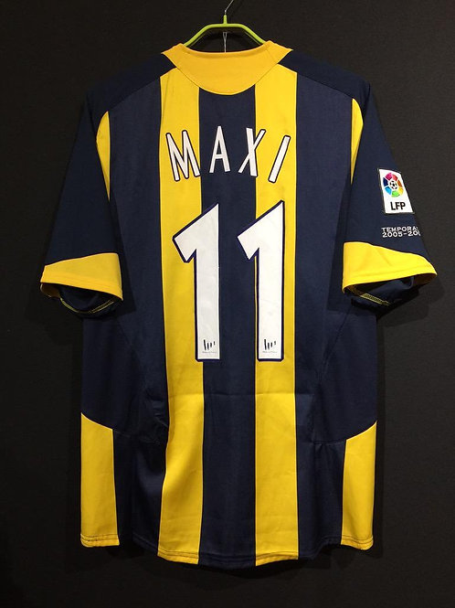 【2005/06】 / Atletico Madrid / Away / No.11 MAXI