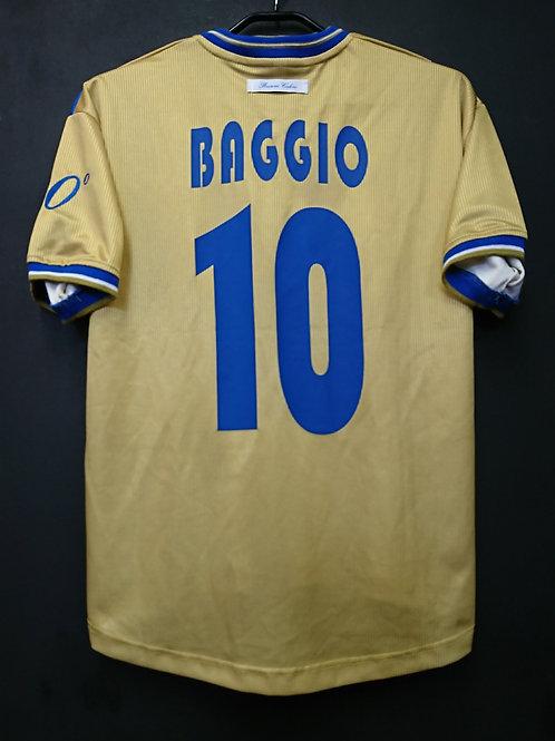 【2001/02】 / Brescia Calcio / 3rd / No.10 BAGGIO