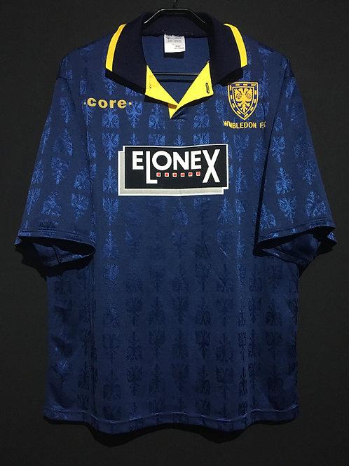 【1995/96】 / Wimbledon F.C. / Home