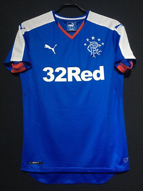 【2015/16】 / Rangers F.C. / Home