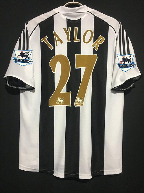 【2005/07】 / Newcastle United / Home / No.27 TAYLOR