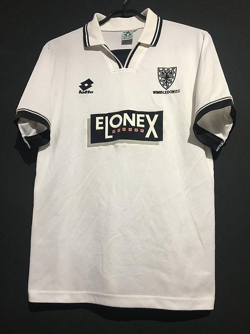 【1996/97】 / Wimbledon F.C. / Away