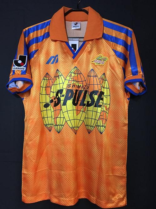 【1993/96】 / Shimizu S-Pulse / Home / No.3