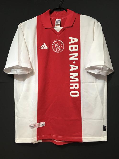 【2001/02】 / Ajax / Home