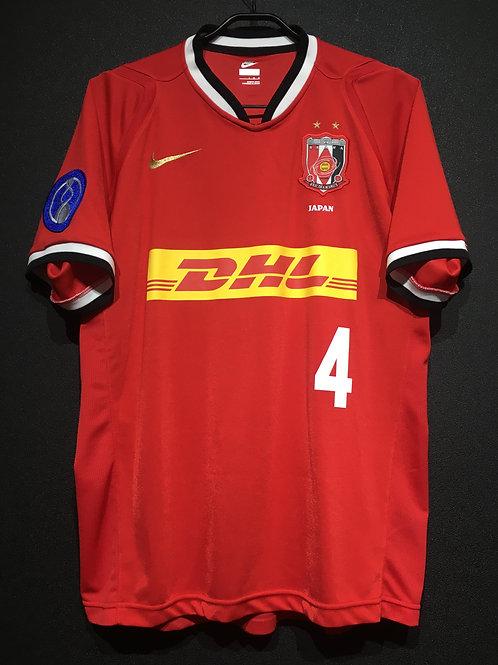 【2007】 / Urawa Red Diamonds / Cup(Home)/ No.4 TULIO / ACL