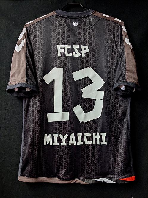 【2015/16】 / FC St. Pauli / Home / No.13 MIYAICHI