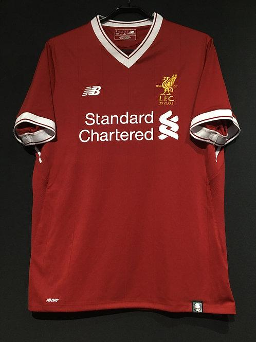【2017/18】 / Liverpool / Home / 125th Anniv.