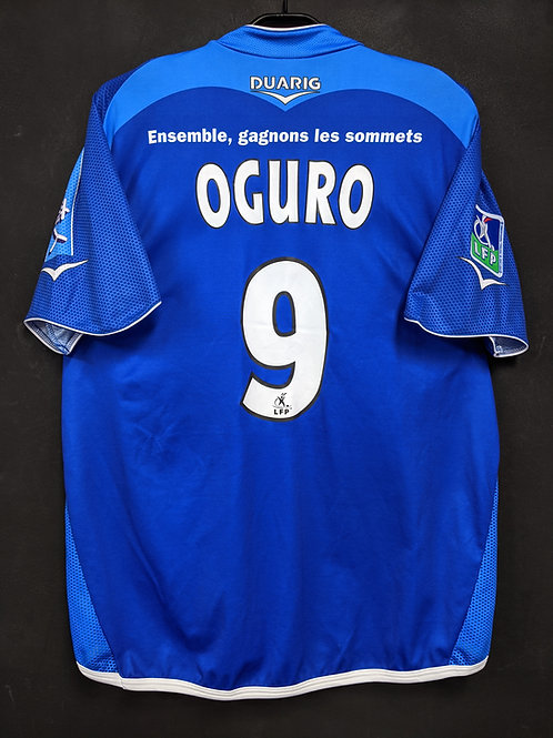 【2005/06】 / Grenoble Foot 38 / Away / No.9 OGURO
