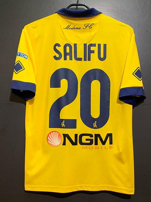【2014/15】 / Modena F.C. 2018 / Home / No.20 SALIFU