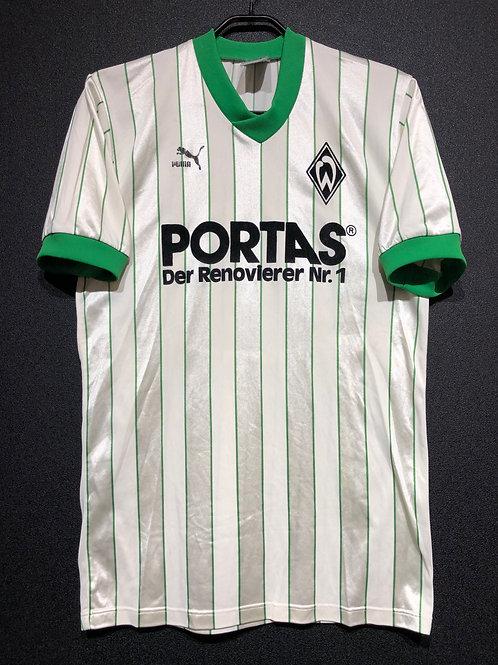 【1987/88】 / Werder Bremen / Home