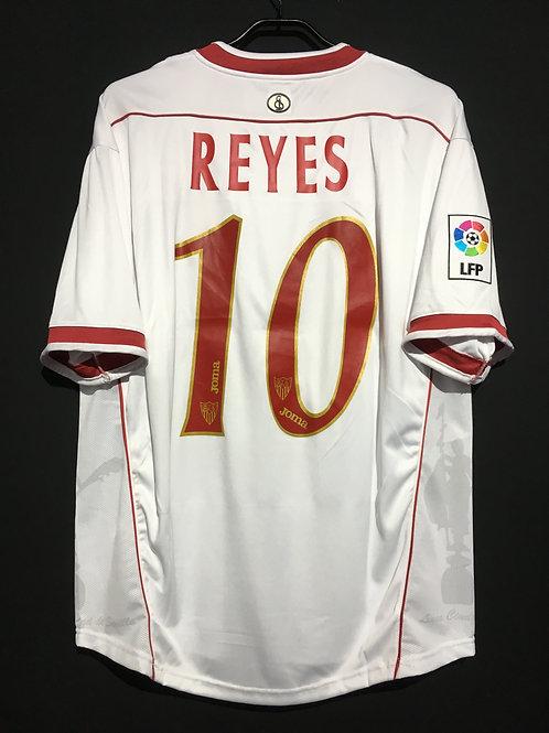 【2003/04】 / Sevilla FC / Home / No.10 REYES