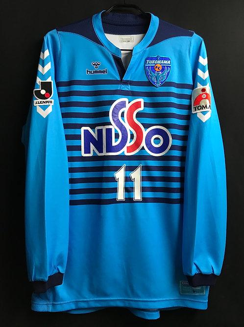 【2007】 / Yokohama FC / Home / No.11 KAZU