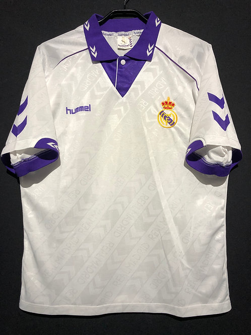 【1993/94】 / Real Madrid C.F. / Home
