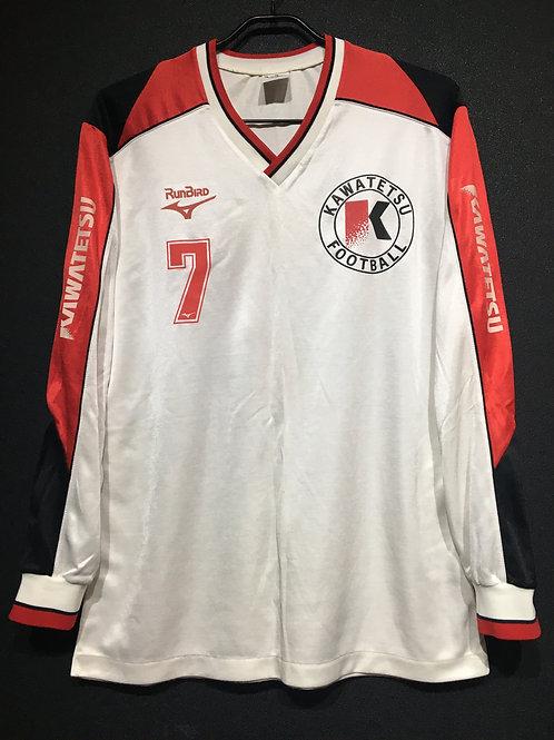 【1993】 / Kawasaki Steel Soccer Club / Home / No.7