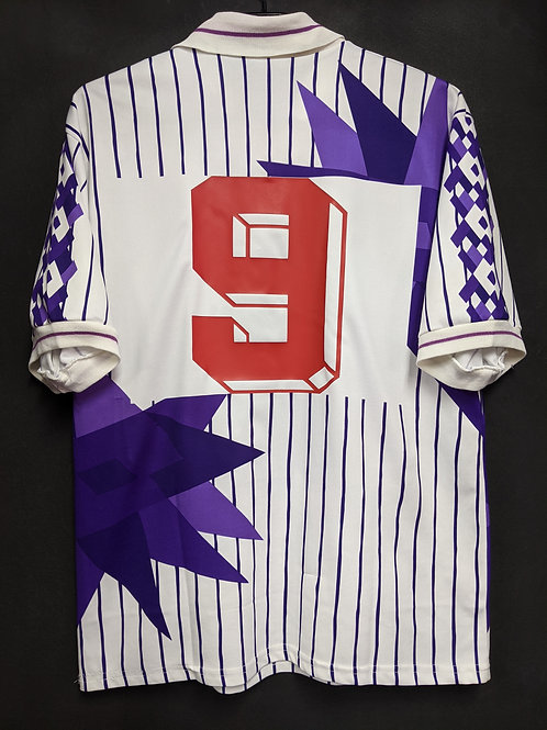 【1991/92】 / ACF Fiorentina / Away / No.9