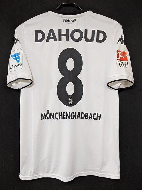 【2015/16】 / Borussia Mönchengladbach / Home / No.8 DAHOUD