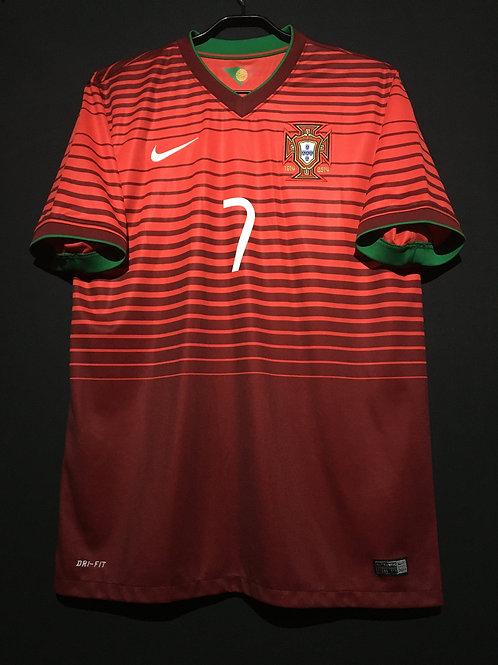 【2014/15】 / Portugal / Home / No.7 RONALDO