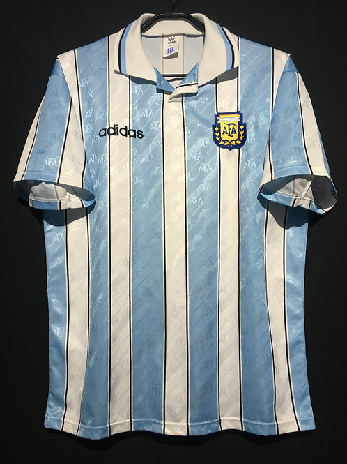 【1994】 / Argentina / Home / Made in England