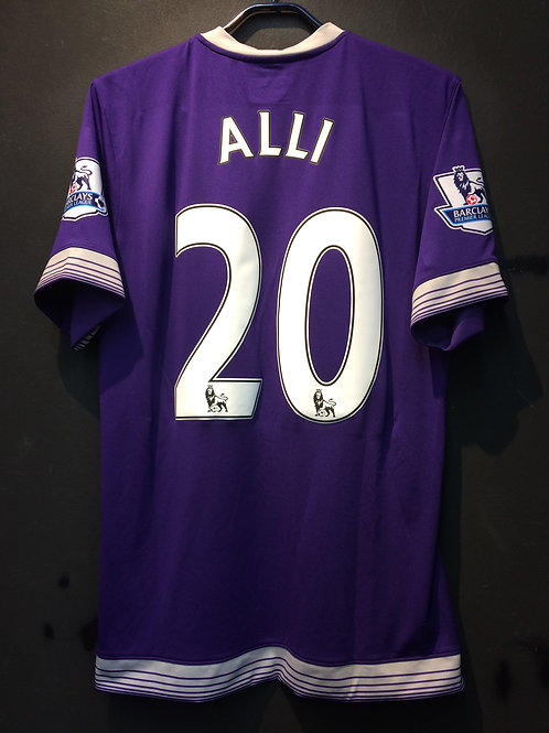 【2015/16】 / Tottenham Hotspur / 3rd / No.20 ALLI