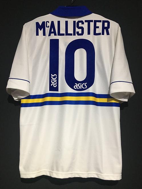 【1993/95】 / Leeds United / Home / No.10 McALLISTER