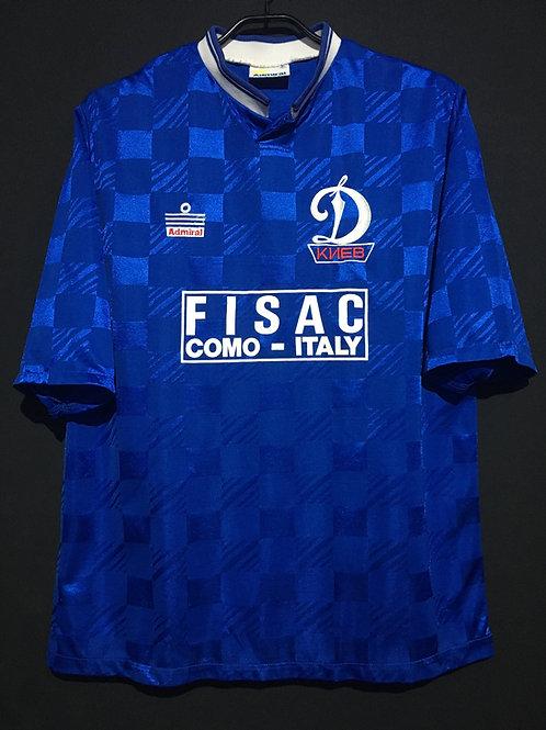 【1990/91】 / FC Dynamo Kyiv / Away