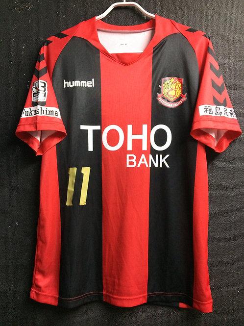 【2015】 / Fukushima United FC / Home / No.11