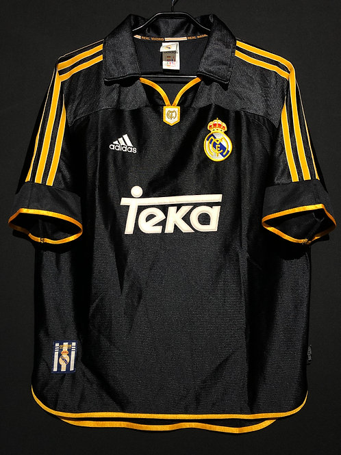 【1999/2000】 / Real Madrid C.F. / 3rd