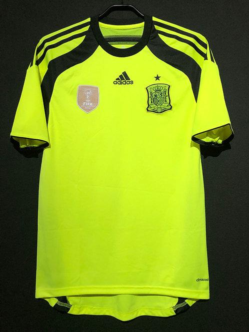 【2014】 / Spain / GK(Away)