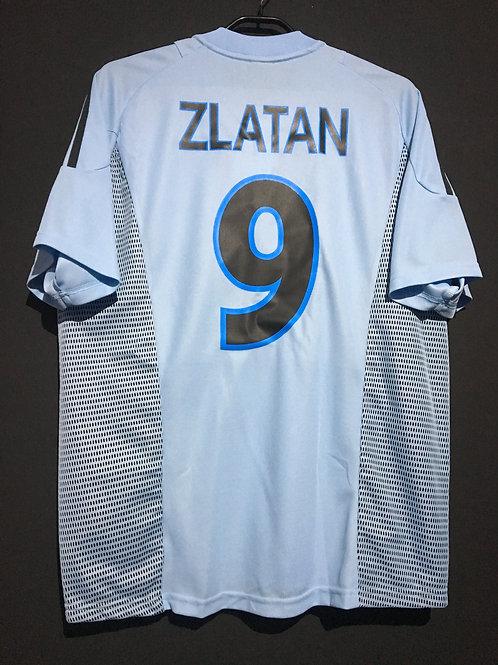 【2002/03】 / Ajax / Away / No.9 ZLATAN
