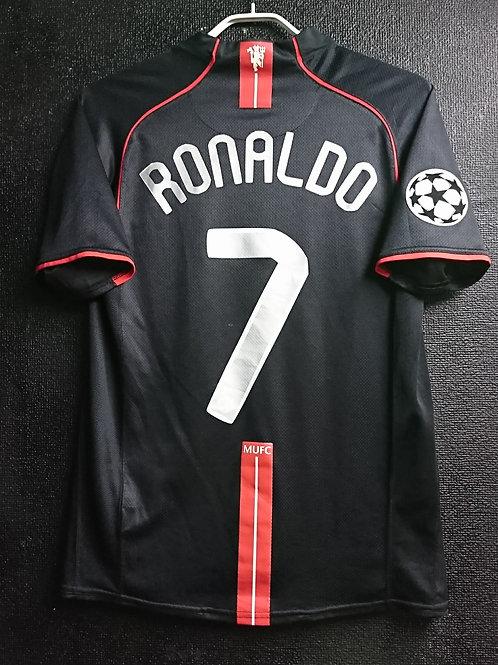 【2007/08】 / Manchester United / Away / No.7 RONALDO / UCL
