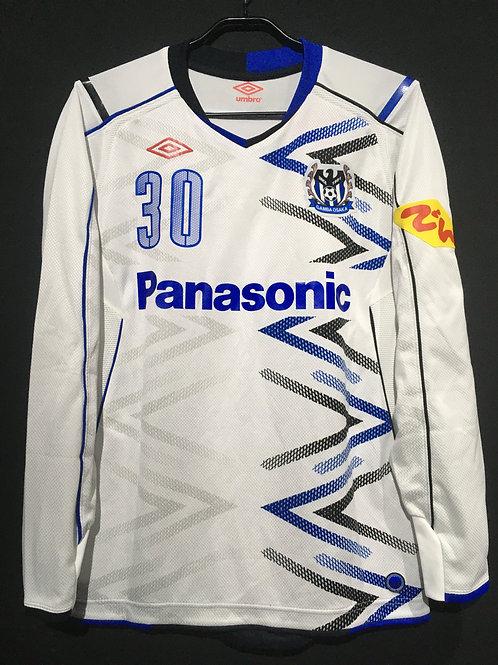【2014】 / Gamba Osaka U-23 / Away / No.30 / Player Issue