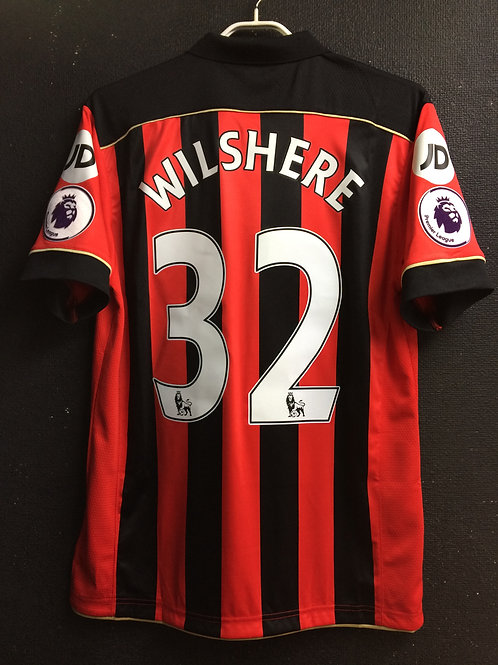 【2016/17】 / A.F.C. Bournemouth / Home / No.32 WILSHERE