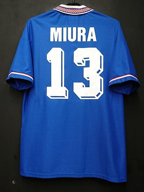 【1998/99】 / Croatia Zagreb (GNK Dinamo Zagreb) / Home / No.13 MIURA