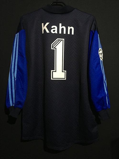 【1997/98】 / FC Bayern Munich / GK / No.1 KAHN / UCL