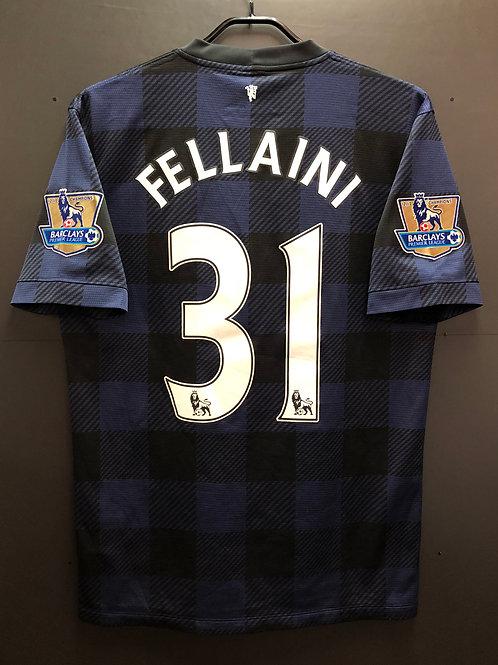 【2013/14】 / Manchester United / 3rd / No.31 FELLAINI