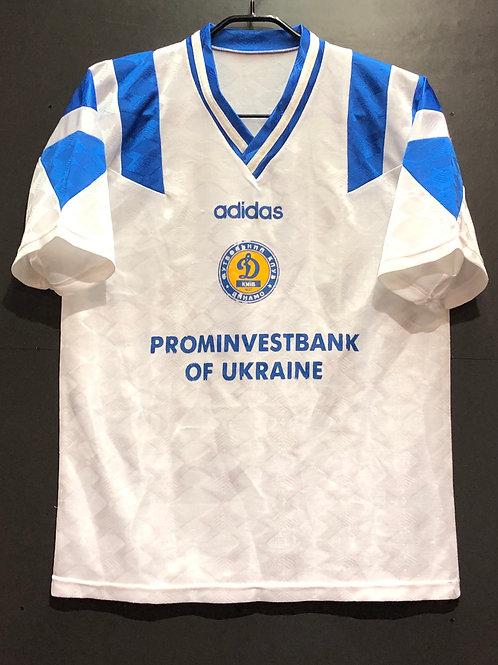 【1992/93】 / FC Dynamo Kyiv / Home / No.8
