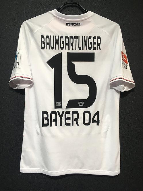 【2016/17】 / Bayer Leverkusen / 3rd / No.15 BAUMGARTLINGER
