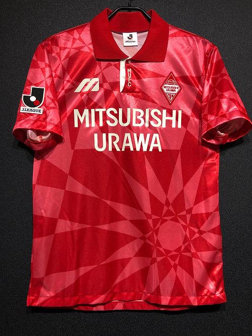 【1993/94】 / Urawa Red Diamonds / Home